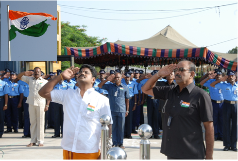65th India Independence Day Celebrations