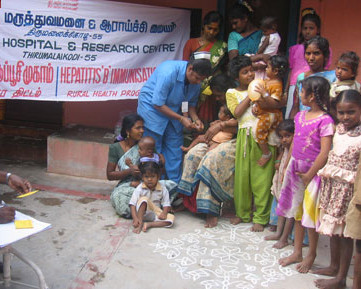 Sri Narayani Hospital – April Camps
